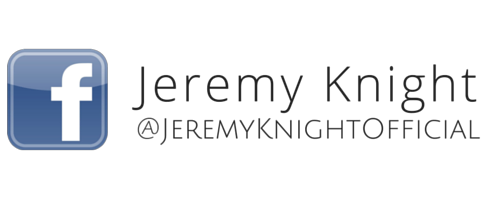 ZeroKnight Website FB Jeremy Knight
