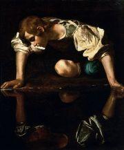 640px-Narcissus-Caravaggio_(1594-96)_edited[1]