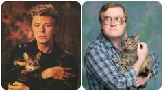 bubbles and bowie