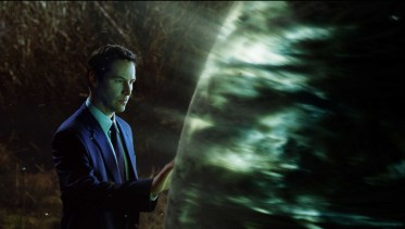 TDESS-465R Klaatu's (Keanu Reeves) mission on Earth is tied to the spheres that have also arrived on the planet.