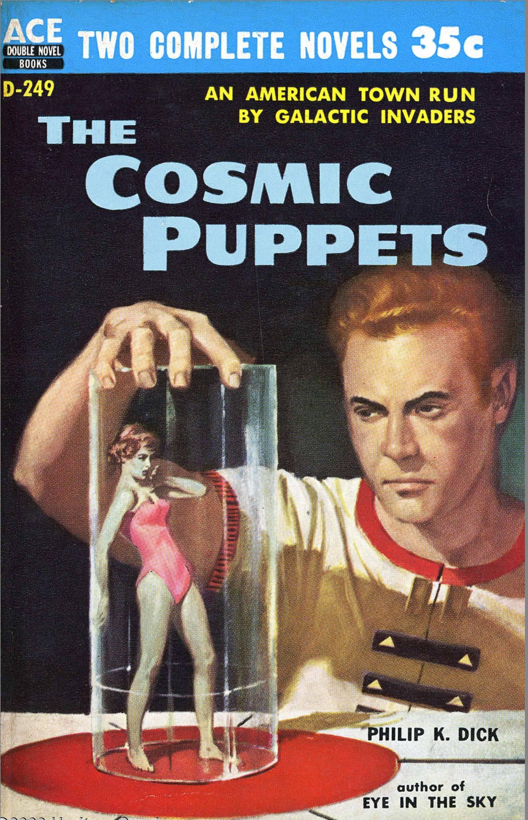 Philip K Dick Book Covers