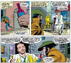 Wolverine #19 - Bascomb