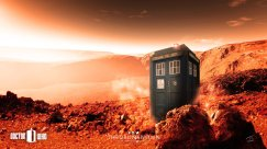 doctor_who___the_tardis_meets_mars__wallpaper__by_thedrunknown-d9eszv9
